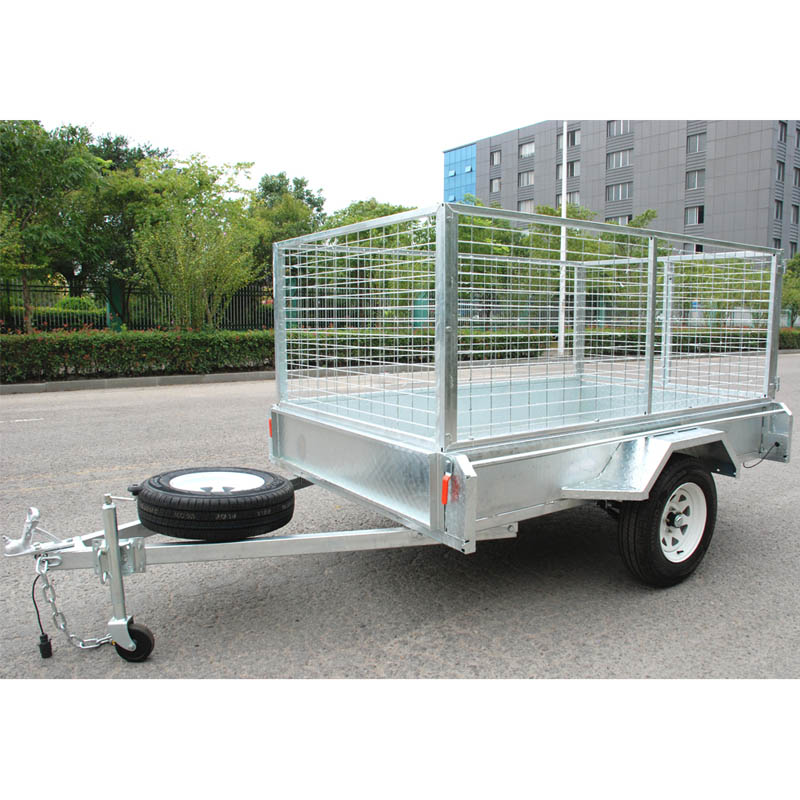 car box aluminum trailer sydney