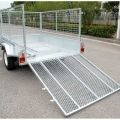 Utility Trailers Trailer Galvanised Box 8X5 Single axis