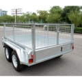 8x5 Cage Trailer Utility Tandem On Sale