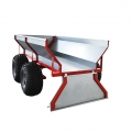 Heavy Duty Dump Trailer For ATV