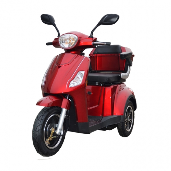 High performance 3 wheel mobility scooter for elderly for Motorized scooters for elderly