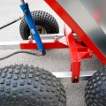Dump Tipping Trailers For ATV Hydraulic Pump