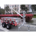 ATV Timber Trailer Off Road