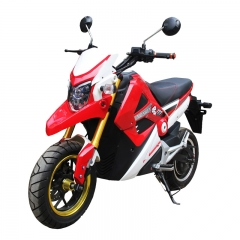 3000W Electric Powered Motor Bike