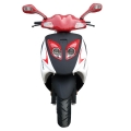 Adult Gas Motor Scooter 150cc Red