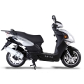 Petrol Scooter Racing 150cc White