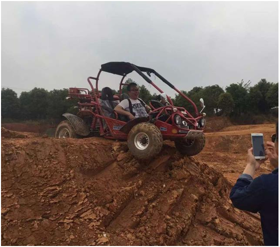 XTM MOTO Off Road Buggy & Side By Side UTV In China 's Largest Forest Park Jialong International Off-road Base